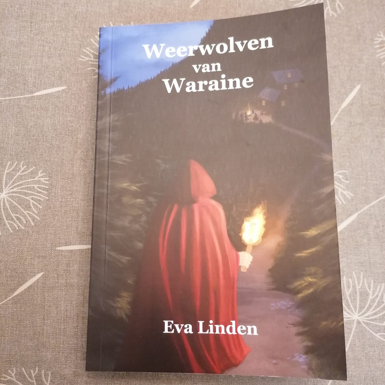 Recensie: Boek: Weerwolven van Waraine van Eva Linden